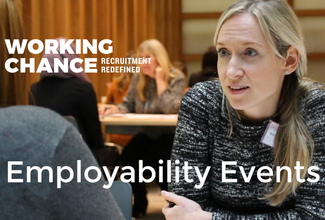 Employability event video - thumbnail