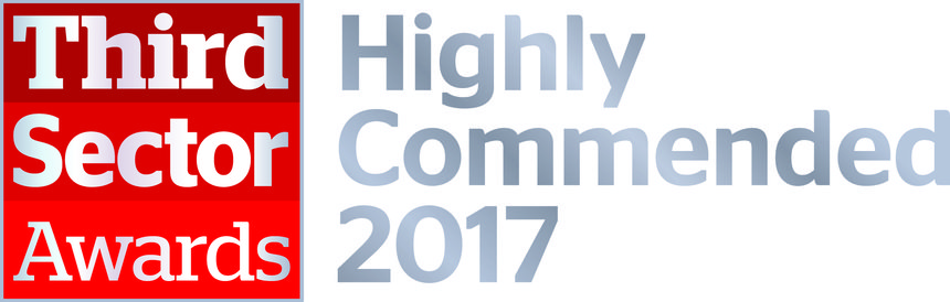 Third Sector Awards - High Commendation logo